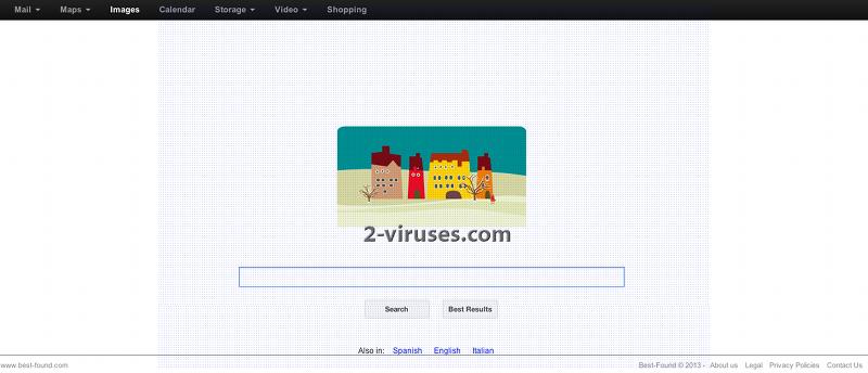 Best-found.com virus