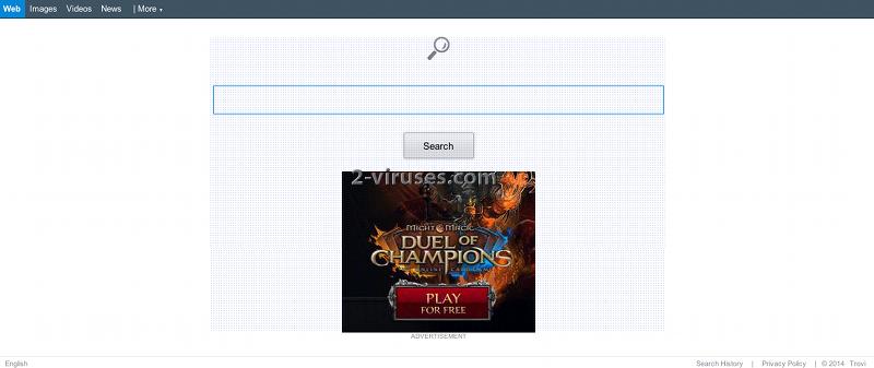 Trovi.com virus