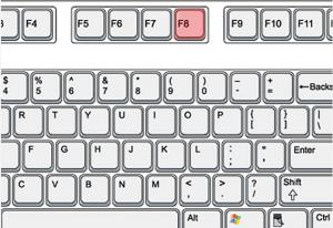 F8 Key
