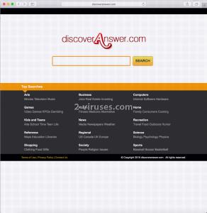 Discoveranswer.com Virus