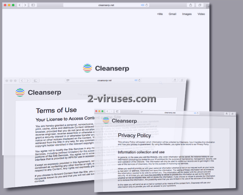 Cleanserp.net virus