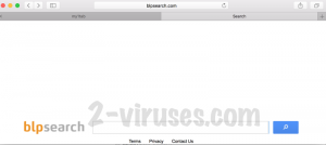 Blpsearch.com virus