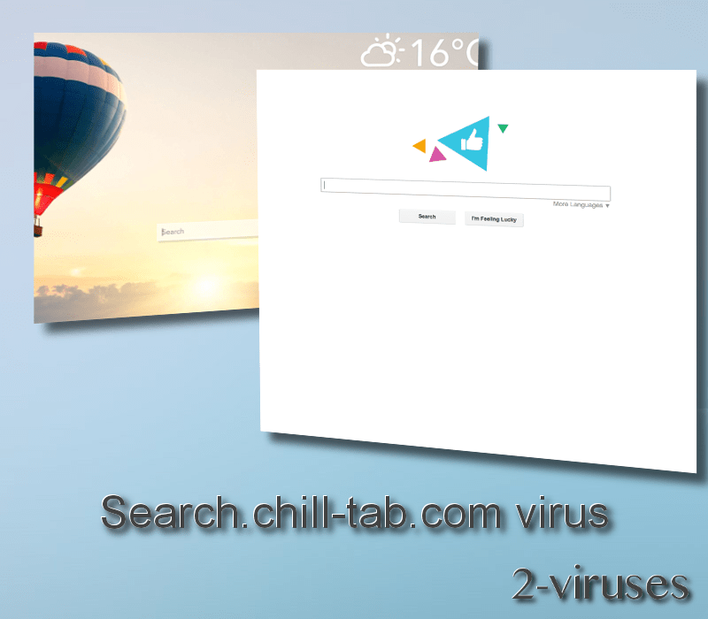 Search.chill-tab.com virus remove