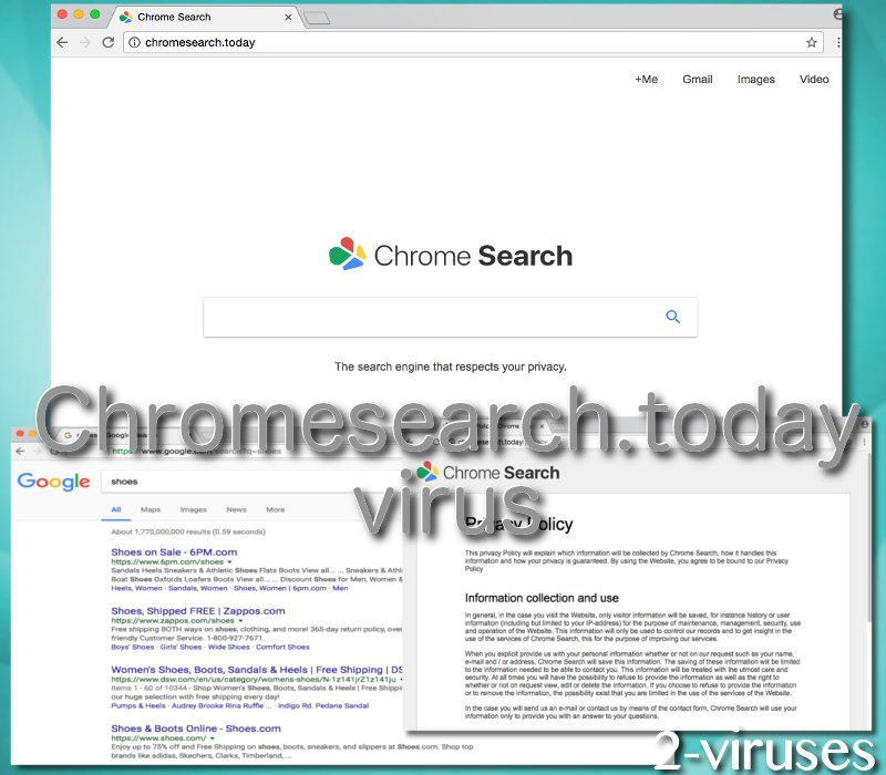 Chromesearch.today virus