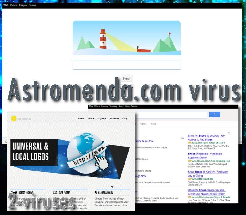 Astromenda.com virus