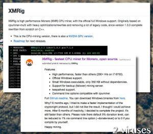XMRig Miner Trojan