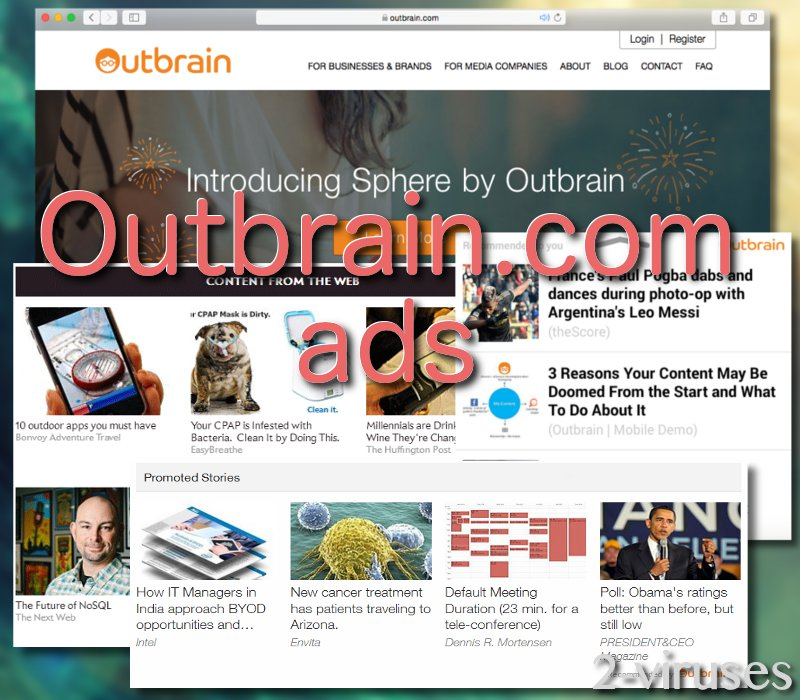 Outbrain.com ads