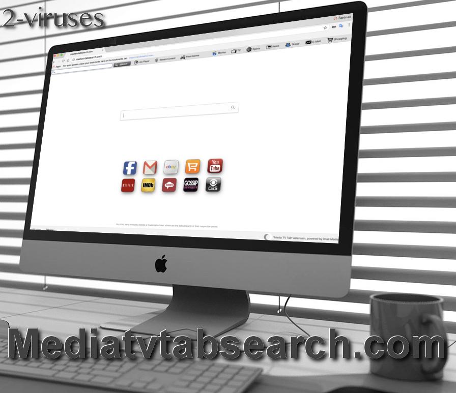 Mediatvtabsearch.com remove