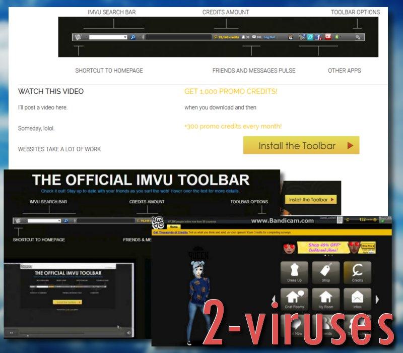 IMVU Toolbar