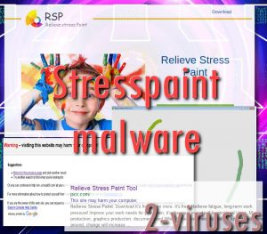 Stresspaint malware