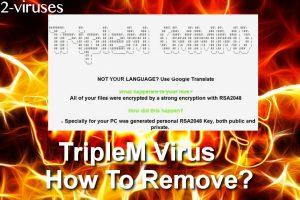 TripleM Ransomware