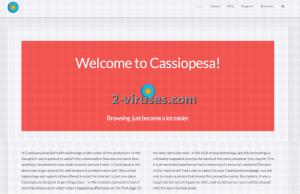 virus Cassiopesa.com