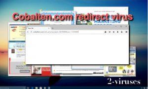 Il redirect Cobalten.com