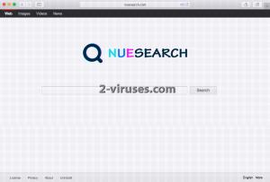Nuesearch.com virus