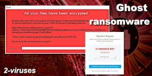 Il ransomware Ghost