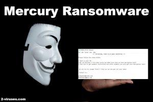 Il ransomware Mercury