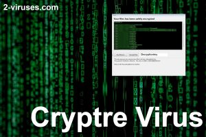 Cryptre Virus