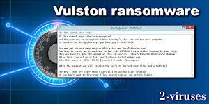 Il ransomware Vulston