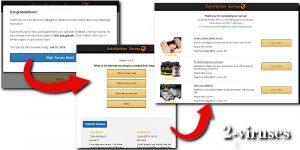 Lo scam di Amazon Shopper Satisfaction Survey