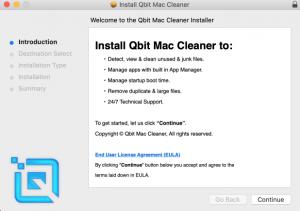 Qbit Mac Cleaner