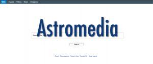 L'hijacker Astromedia Search