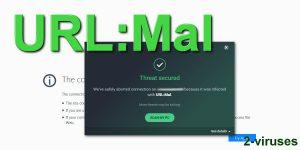 Pop-up di URL:Mal